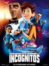 Les Incognitos: Alors qu'une mission tourne mal, Walter et Lance vont devoir unir leurs forces. Si ce duo excentrique ne parvient pas à s'entraider, le monde est en danger !