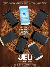 Le Jeu: Le temps d'un diner, des couples d'amis décident de jouer à un « jeu » : chacun doit poser son téléphone portable au milieu de la table