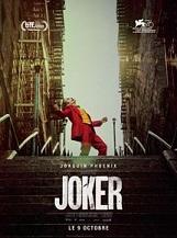 Joker (à partir de 16 ans): Le film, qui relate une histoire originale inédite sur grand écran, se focalise sur la figure emblématique de l'ennemi juré de Batman. Il brosse le portrait d'Arthur Fleck, un homme sans concession méprisé par la société.