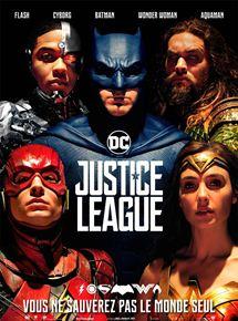 Justice League: Après avoir retrouvé foi en l'humanité, Bruce Wayne, inspiré par l'altruisme de Superman, sollicite l'aide de sa nouvelle alliée, Diana Prince, pour affronter un ennemi plus redoutable que jamais.