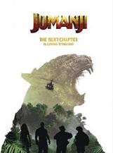 Jumanji: Bienvenue dans la jungle 3: L'aventure Jumanji continue...