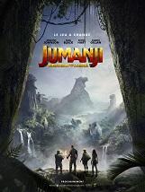 Jumanji : Bienvenue dans la jungle: Le destin de quatre lycéens en retenue bascule lorsqu'ils sont aspirés dans le monde de Jumanji