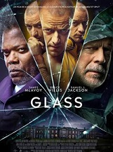 Glass (deconseillé aux moins de 12 ans): Peu de temps après les événements relatés dans SPLIT, David Dunn - l'homme incassable - poursuit sa traque de La Bête