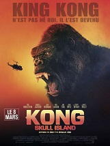 Kong: Skull Island : Un groupe d'explorateurs plus différents les uns que les autres s'aventurent au cœur d'une île inconnue du Pacifique