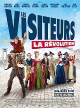 Les Visiteurs - La Révolution: Bloqués dans les couloirs du temps, Godefroy de Montmirail et son fidèle serviteur Jacquouille sont projetés dans une époque de profonds bouleversements politiques et sociaux : la Révolution Française...