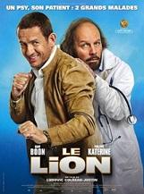 Le Lion: Pour l'aider à retrouver sa fiancée disparue, Romain, médecin en hôpital psychiatrique n'a d'autre choix que de faire évader l'un de ses patients Léo Milan