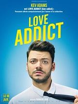 Love addict: Gabriel est un love addict, un amoureux compulsif des femmes. Un sourire, un regard, un parfum… Il craque.