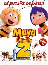 Maya l'abeille 2 - Les jeux du miel: Maya va enfin participer aux Grands Jeux du Miel ! L'enjeu est de taille : Maya doit absolument