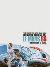 Le Mans 66: Basé sur une histoire vraie, le film suit une équipe d'excentriques ingénieurs américains menés par le visionnaire Carroll Shelby