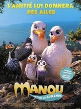 Manou à l'école des goélands: C'est l'histoire d'un martinet orphelin, élevé par des goélands.