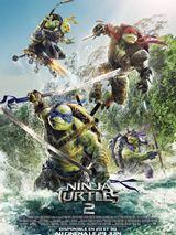Ninja Turtles 2 : Michelangelo, Donatello, Leonardo et Raphael sont de retour pour affronter des méchants toujours plus forts et impressionnants, aux côtés d'April O'Neil, Vern Fenwick et d'un nouveau venu, le justicier masqué hockeyeur Casey Jones.