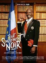 Tout Simplement Noir: JP, un acteur raté de 40 ans, décide d'organiser la première grosse marche de contestation noire en France
