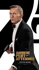 Mourir peut attendre: James Bond a quitté les services secrets et coule des jours heureux en Jamaïque. Mais sa tranquillité est de courte durée car son vieil ami Felix Leiter de la CIA débarque pour solliciter son aide
