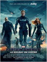 Captain America, le soldat de l'hiver(3D)
