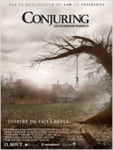 Conjuring : Les dossiers Warren (a partir de 12 ans)