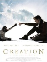 Création: Le conflit de Charles Darwin, tiraillé entre ses recherches sur la théorie de l'évolution et sa relation, avec sa femme