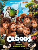 Les Croods (3D)