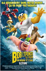 Bob l'éponge - Le film : Un héros sort de l'eau (3D)