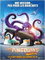 Les Pingouins de Madagascar (3D)