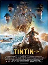 Les Aventures de Tintin : Le Secret de la Licorne (3D)