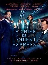 Le Crime de l'Orient-Express: Le luxe et le calme d'un voyage en Orient Express est soudainement bouleversé par un meurtre.