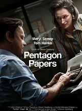 The post (Pentagon Papers): Première femme directrice de la publication d'un grand journal américain, le Washington Post
