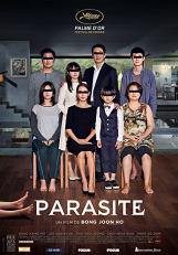 Parasite: Toute la famille de Ki-taek est au chômage, et s'intéresse fortement au train de vie de la richissime famille Park.