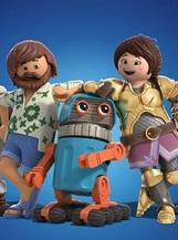 Playmobil, le Film: Lorsque son petit frère Charlie disparaît dans l'univers magique et animé des Playmobil, Marla se lance dans une quête hors du commun pour le retrouver !