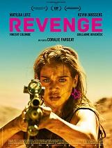Revenge: Trois riches chefs d'entreprise quarantenaires, mariés et bons pères de famille se retrouvent pour leur partie de chasse annuelle dans une zone désertique de canyons.