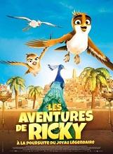 Le Voyage de Ricky: Ricky est orphelin. Recueilli par une famille de cigognes, il est persuadé d'en être une lui aussi. Seul problème : Ricky est un moineau…