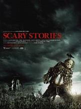Scary Stories: Dans un manoir abandonné, un groupe de jeunes trouve un livre qui raconte des histoires terrifiantes.