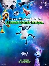Shaun le Mouton Le Film : La Ferme Contre-Attaque: Objectif Laine !Shaun Le Mouton revient dans une aventure intergalactique. Un vaisseau spatial s'est écrasé près de la ferme de Shaun. A son bord, une adorable et malicieuse petite créature, prénommée LU-LA.