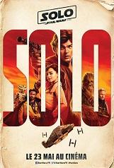 Solo: A Star Wars Story: Embarquez à bord du Faucon Millenium et partez à l'aventure en compagnie du plus célèbre vaurien de la galaxie.