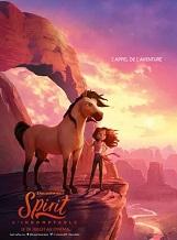 Spirit : l'indomptable: SPIRIT L'INDOMPTABLE est la suite de SPIRIT, L'ÉTALON DES PLAINES et met en scène la rencontre entre une jeune fille rebelle en manque de repères et l'étalon sauvage, en qui elle trouvera une âme sœur et une véritable inspiration.