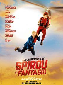 Les Aventures de Spirou et Fantasio: Lorsque Spirou, prétendu groom dans un Palace, rencontre Fantasio, reporter en mal de scoop, tout commence très fort… et plutôt mal !