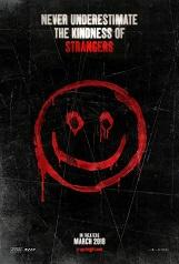 The Strangers: Prey at Night: Une famille passe la nuit dans un camping, mais très vite 3 psychopathes masqués viennent leur rendre visite...