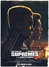 Suprêmes: 1989. Dans les cités déshéritées du 93, une bande de copains trouve un moyen d'expression grâce au mouvement hip-hop tout juste arrivé en France.