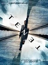 Tenet: Le nouveau film de Christopher Nolan.