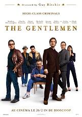The Gentlemen: Quand Mickey Pearson, baron de la drogue à Londres, laisse entendre qu'il pourrait se retirer du marché, il déclenche une guerre explosive