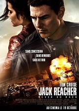 Jack Reacher: Never Go Back: Reacher retourne dans sa base militaire de Virginie pour dîner avec une collègue. Mais il apprend que celle-ci a été arrêtée et que lui-même est accusé de meurtres.