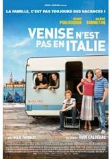 Venise n'est pas en Italie: La famille Chamodot est fantasque et inclassable. Bernard, le père, un peu doux-dingue, fait vivre tout le monde dans une caravane