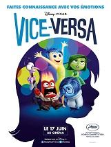 Vice Versa: Au Quartier Général, le centre de contrôle situé dans la tête de la petite Riley, 11 ans, cinq Émotions sont au travail.