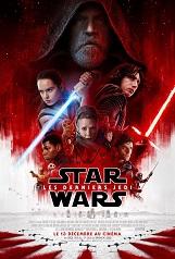 Star Wars - Les Derniers Jedi: Les héros du Réveil de la force rejoignent les figures légendaires de la galaxie dans une aventure épique qui révèle des secrets ancestraux sur la Force et entraîne de choquantes révélations sur le passé…